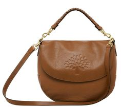 Effie Satchel - Mulberry