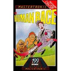 Human Race for Commodore 64 by Mastertronic on Tape