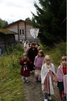 Hämeen keskiaikamarkkinat - Häme Medieval Faire 2008, Lapset - Children, © Timo Martola