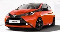 La nuova Toyota Aygo