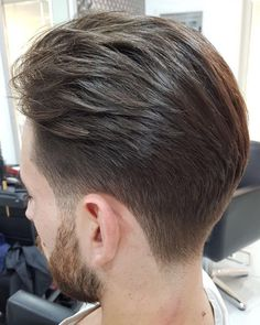 Men's Hairstyle, Cool Hairstyles, Cut And Style, Men's Style, Gentleman Haircut, Cool Hair Designs, Receding Hair Styles, Hair Icon, Men Hair