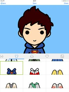 This is a game I made my profile pic with it's called faceq