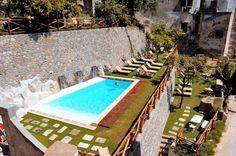 Entspannung über den Dächern der Stadt - Ferienwohnung für bis zu 4 Personen in Amalfi, Italien. Objekt-Nr. 1015802