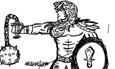 I am used sketchtoy, i draw with mouse. #2012