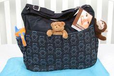 6 astuces pour réduire le poids du sac à langer de bébé