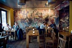 The best tapas ever! Best Tapas, Oslo, My Childhood, Norway, Places To Go, Restaurants, Beautiful Places, Spaces, Painting