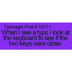 The Terrific Ten Teenager Post #414