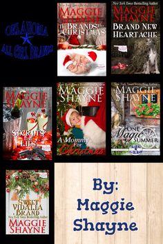 The Oklahoma  All Girl Brands Series By: Maggie Shayne