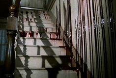 Amityville Horror... staircase inspo