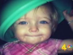 RIP 17 month old Eloise Costanza. Abused and beaten to death by her mother's boyfriend.