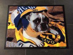 Fußmatte mit Fotomotiv. #fußmatte #matmaker Boston Terrier, Animals, Pictures, Photo Mural, Boston Terriers, Animales, Animaux, Animal, Animais