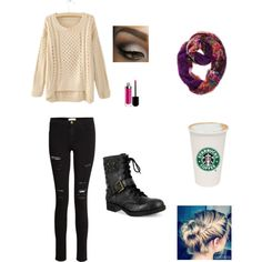 """Fall style"" by gracewarren99 on Polyvore"