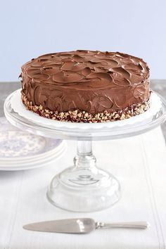 Our best recipes for chocolate cake and no-fail fudge frosting.