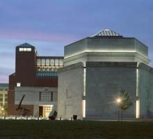 United States Memorial Holocaust Museum, Washington DC. The Holocaust Museum. An incredibly emotional experience