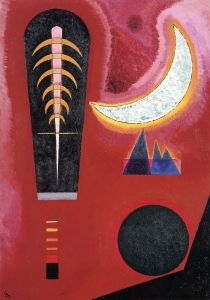 Loose in Red - Wassily Kandinsky - The Athenaeum
