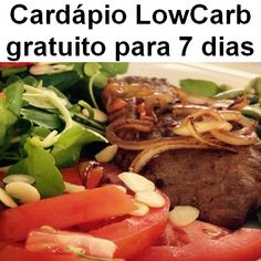 Planning A High Protein, Low Carb Diet Menu Low Carb Diet Menu, Zero Carb Diet, No Carb Diets, Low Carb Recipes, Diet Recipes, Healthy Recipes, Low Carp, Menu Dieta, Dieta Low