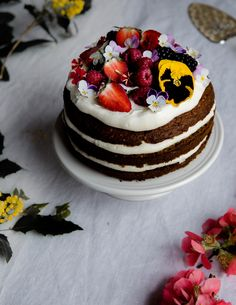 Kolibríková torta