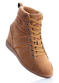 Magas szárú cipő Telitalpú cipő dísz • 8799.0 Ft • bonprix