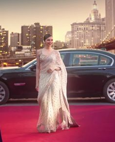 Lace Saree, Saree Dress, Net Saree, Bollywood Fashion, Bollywood Actress, Bollywood Style, Indian Attire, Indian Wear, Sabyasachi Sarees