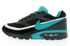 new styles 5acd8 cd588 NIKE AIR CLASSIC BW (TEAL) Air Max Classic, Best Sneakers, Air Max