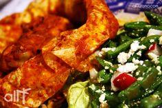 ¿Se te antoja un mixiote de pollo estilo hidalguense? http://www.allturismo.com/2013/08/09/hidalgo-presente-en-el-festival-regional-sanborns/