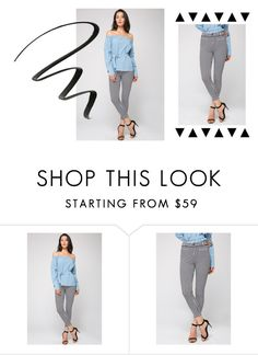 """""""own"""" by oanacorina ❤ liked on Polyvore featuring NYX"""