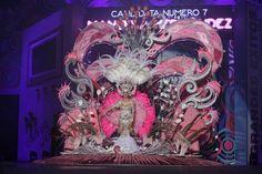 Gala de la Reina del Carnaval de Santa Cruz de Tenerife 2016.