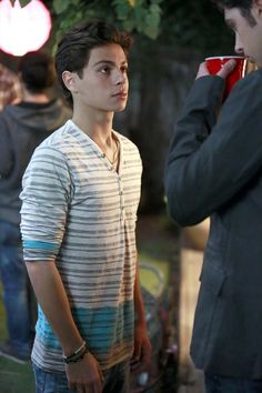 The Fosters Season 2 Spoilers: Jesus Puts Mariana in an Awkward Position