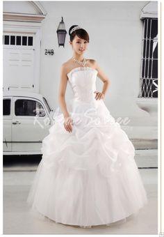 Robe de Mariée Pas Cher-robe de mariée sur mesure, robe de mariage ...