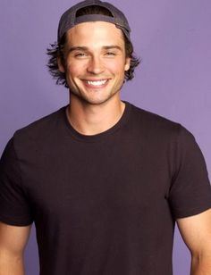 Tom Welling.  I've seen every episode of Smallville and somehow I forgot about this dude.