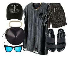 """Summer Festival: Zuri"" by revolutionluxx ❤ liked on Polyvore featuring Kokon To Zai, Wildfox, Senso and 3.1 Phillip Lim"