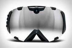 HD Camera Goggle by Zeal