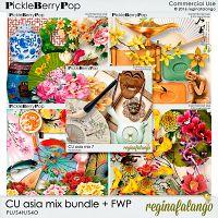 CU ASIA MIX BUNDLE 1+FWP