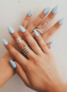 Great Ideas for Acrylic Nails Summer Designs 2018 - Styles Art #AcrylicNailDesigns