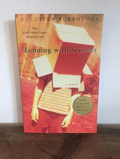 Running with Scissors : A Memoir by Augusten X. Burroughs Paperback, Revised) for sale online Good Books, My Books, Augusten Burroughs, David Sedaris, Dave Eggers, Freaky Deaky, Fiction Novels, Roald Dahl, Teenage Years