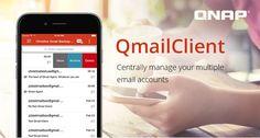 QNAP libera la aplicación móvil QmailClient