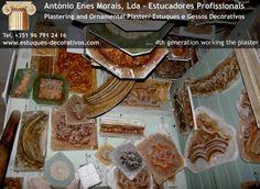 Estuque  Decorativo - António Enes Morais, Lda: Estucadores Profissionais de Lisboa