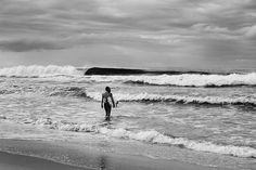 Brazil in Black and White. #SURFER #SURFERPhotos