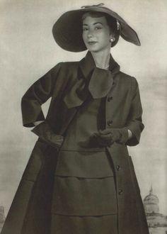 Christian Dior Ensemble, 1955