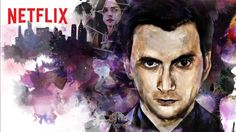 Marvel - Jessica Jones - Pôster - Kilgrave - Netflix [HD]