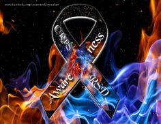 Ribbon CRPS RSD Awareness