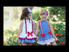 Vestidos de niña online. Comprar vestido 12 años, 11, 10, 9, 8, 7, 6 5, 4, 3, 2, 1 dolce petit 2016 - YouTube Kind Mode, Harajuku, Kids Fashion, Summer Dresses, Style, Bb, Sweet, Kid Styles, Dress Template