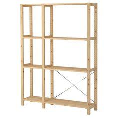IVAR 2 τμήματα/ράφια - IKEA
