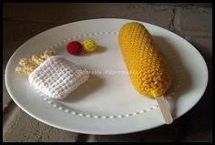 Corndog and small fry by superflyhel on Etsy, $13.00