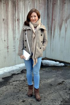 #Springwibes #streetstyle #spring #ankleboots Go to see more http://omanelamansamalli.blogspot.fi/2016/04/good-bye-winter.html