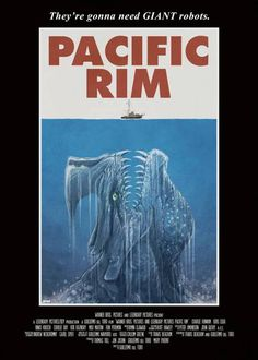Pacific Rim movie poster (2013)