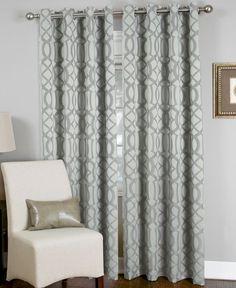 Elrene Window Treatments, Latique 52 x 95 Panel - Fashion Window Treatments - for the home - Macy's