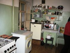 Russian kitchen