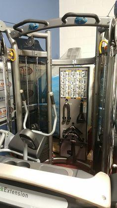 "Matrix Aura Functional Trainer - ""DEMO CONDITION""   #Matrixfitness"