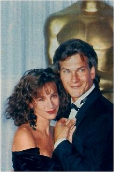 Jennifer Grey and Patrick Swayze from Dirty Dancing